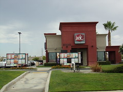 Jack In The Box Bakersfield, CA (COOLCAT433) Tags: jack in the box 8320 rosedale hwy bakersfield ca