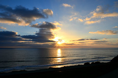 """Eyes Fixed on Jesus"" (Art4TheGlryOfGod) Tags: faith art4theglryofgod artforthegloryofgod sunset sandiego delmar california oceanview ocean reflection sandiegosunset"