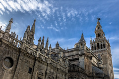 Catedral de Sevilla (JAIRO BD) Tags: sevilha sevilla catedral andaluzia andalucia espanha espaa spain jbd