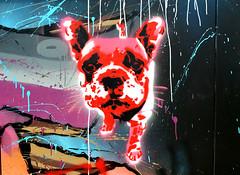 graffiti (wojofoto) Tags: graffiti wojofoto wolfgangjosten antwerpen belgie belgium stencil stencilart