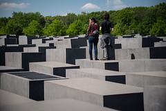 Bloggers... (PauliMatze) Tags: blocks blcke holocaustdenkmal holocaust memorial monument berlin deutschland germany