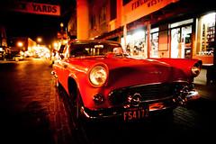 Texas Thunderbird, Plate 3 (Thomas Hawk) Tags: dfw ford fordthunderbird fortworth fortworthstockyards stockyards texas thunderbird usa unitedstates unitedstatesofamerica westtexas auto automobile car dmudallas012011 fav10 fav25 fav50