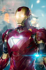 IRON MAN (MusesTouch - digiArt & design) Tags: ironman nikond7000 photomanipulation actionheroes fanart