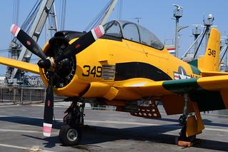T-28B Trojan, 138349