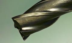 19 mm Milling Cutter (tudedude) Tags: tudedude workshop engineer model lathe chuck precision engineering machine metal tool metalworking handcraft homeworkshop mechanical bench modelengineer workingwithmetal macro stacked stackedimage imagestacking dorset miniature gbr