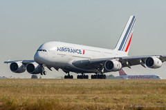 A380 Air France F-HPJJ (Mav'31) Tags: 26l adp airliners airplanes airport aviation avions aroport aroportsdeparis cdg charlesdegaulle jromevinonneau jrmevinonneau lfpg mav31 paris planes spotter spotting z4 aircraft avgeek doubletsud a380 air france fhpjj airbus a380861