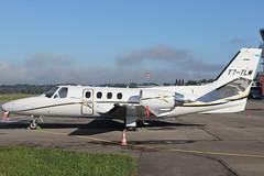 Cessna 501 Citation 1SP T7-TLM Private (mm-photoart) Tags: cessna 501 citation 1sp t7tlm private brn lszb bern belp belpmoos airport