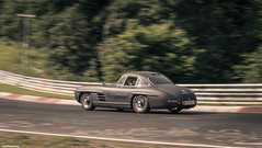 Mercedes 300SL Gullwing (mthavs) Tags: oldtimer oldtimergrandprix ogp 2016 nürburgring nürburg racing race racecar rennen rennwagen deutschland germany europe europa
