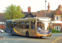 Stagecoach Gold 27255 - SN65 OCS (North West Transport Photos) Tags: stagecoach stagecoachmerseysideandsouthlancashire stagecoachmerseyside stagecoachwirral gold stagecoachgold adl alexanderdennis enviro enviro300 e300 e30d sn65ocs 27255 portsunlight 2 chester liverpool bus