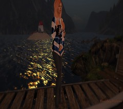 By the water (sheideyaislean) Tags: secondlife sl dollarbie freebies gacha luckyletter groupgift oleander deluxebodyfactory atis caboodle fabfree honeycomb