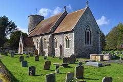 St. Mary's (GIIBRG) Tags: burnhamdeepdale norfolk grade2listed stmarys church