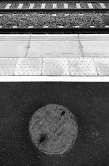 BRY_20160401_IMG_8212_ (stephenbryan825) Tags: liverpool roby robystation abstracts balanced central circles equality graphic manholecover platform rust selects symmetrical vivid