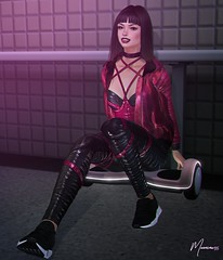 N 585 (MonaSax95 Resident) Tags: new news newitem newitems item items product products event events sl secondlife avatar photo creative style moda cool glamur magazine photographer photograpy