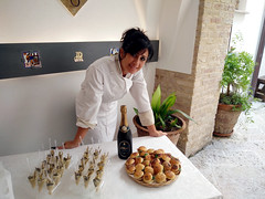 La Marchesa & d'Arapr (Sparkling Wines of Puglia) Tags: party battesimo palazzodarapr luciaschiavone aperitivo