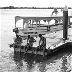 (Mac1968) Tags: ro papaloapan tlacotalpan veracruz mexico recorrido lancha vista atardecer fachadas al arquitectura mexicana river mexican folklore