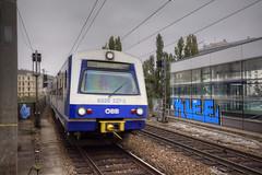 Klee (Herbalizer) Tags: klee graffiti vienna wien austria sterreich wall wand trackside line wiener linie bb station