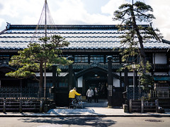 Takayama Walks #2 (david.ow) Tags: olympus urban spring street travel takayama people em5ii city gifu museum sliceoflife japan traditional
