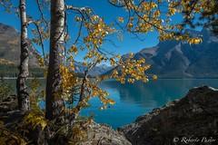 Lake Minnewanka (robertopastor) Tags: amrica canada canadianrockiesmountain canad fuji montaasrocosas robertopastor viaje xt2 xf1655mm lake minnewanka