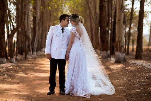 Caroline e Phillip