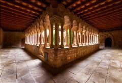 Claustro St Maria de L' Estany (Toni_pb) Tags: tonipou travel texturas nikon mistico minimalist monastir monasterio monastery claustro d810 nikkor142428 nikonflickraward
