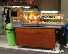 Churro & Empanadas - Street Food Stall - Lima Peru (WanderingPhotosPJB) Tags: streetfood peru lima churro empanadas stall food