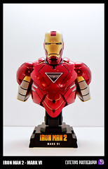 Ironman (ArchLancer) Tags: toys ironman figure ironman2 toysphotography lumixg1 ironmanmarkiv cutetoysphotography