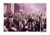 Devotees inside the temple... (Siddharth Setia Photography) Tags: life people india abstract art colors up festival temple hands god devotion devotees krishna holi vrindavan 2013 bankebihari siddharthsetia siddharthsetiaphotography