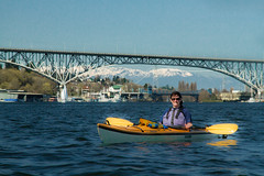 Paddling_2013_1 (Michael Guio) Tags: lakeunion aurorabridge olympicmountains