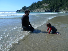First beach trip of 2013 (herbinson) Tags: maribel