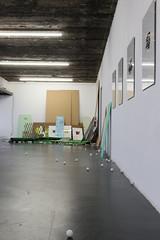 photoset: Galerie Lisi Hämmerle: Albert Bernard -  White Cube, Black Hole (16.3.-27.4.2013)