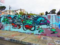Suer (VDub (o\I/o)) Tags: sf sanfrancisco california street west art wall painting graffiti coast paint pieces central spray ups bayarea spraypaint walls graff piece aerosol emt piecing suer