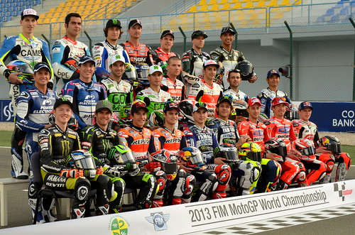 MotoGP riders have My Attention!