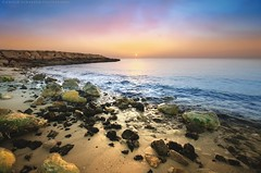 Bright morning (khalid almasoud) Tags: morning light sea sun cold beach beautiful weather warning aperture rocks exposure waves all photographer bright pentax  sigma scene calm scatter rights feeling sands khalid reserved    greatphotographers    photographyrocks k01 10mm20mm almasoud     blinkagain