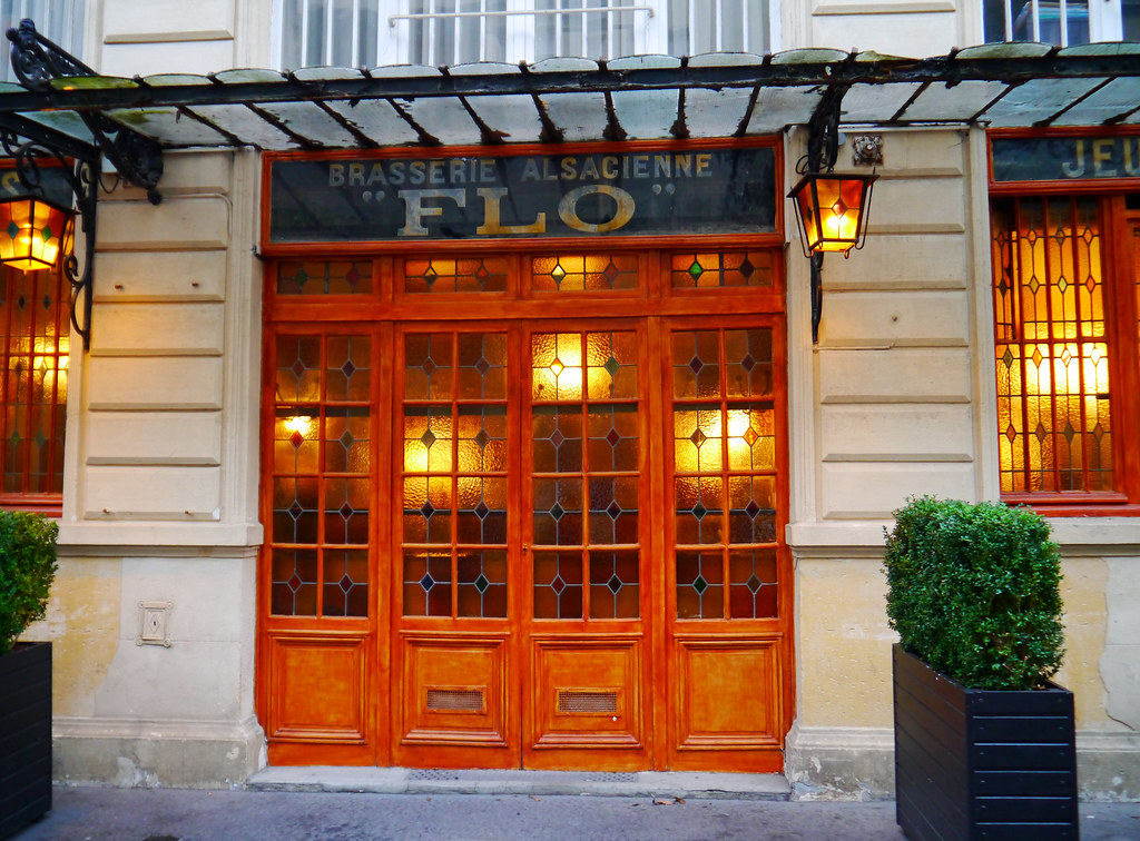 Cafe Alsacien Paris