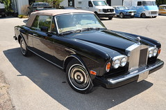 "1980 Rolls Royce Corniche • <a style=""font-size:0.8em;"" href=""http://www.flickr.com/photos/85572005@N00/8634803468/"" target=""_blank"">View on Flickr</a>"
