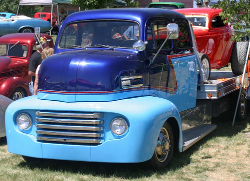 Ford Cab-Over Truck