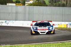 McLaren MP4-12C GT3   - Coupe de Paques Nogaro 2013 - (Nicolas Serre) Tags: mars 30 de free mclaren series practice gt coupe fia sebastien samedi gt3 loeb paques nogaro 2013 raccing mp412c
