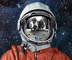 another life (strawfish) Tags: art collage digital that this space cock inbetweens flickrandroidapp:filter=none