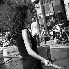 Funambules @ Vismet  3416 (Lieven SOETE) Tags: street city brussels people urban woman art festival female donna dance movement mujer arte belgium belgique artistic circus danza kunst femme mulher young bruxelles danse movimiento human tanz bewegung frau rue dana cirque ville jvenes junge mouvement joven acrobatic urbain jeune      weiblich    intercultural    fminine  femminile  hareket 2013 cirk kadn vismet    interculturel