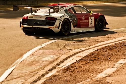 #5 Audi R8 LMS ultra