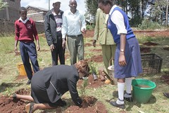 Gathaithi Secondary School, Kiambu County, Kenya (faceofclimate) Tags: youth kenya quality solutions earthdayfaceofclimate