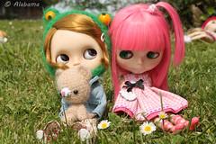 Haruko y Briony