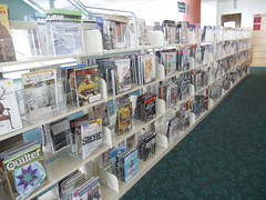 New magazine organizers (Clearwater Public Library System Photos) Tags: construction desk main demolition magazines informationdesk reference clearwater mainlibrary cpls 2013 clearwaterpubliclibrary clearwaterpubliclibrarysystem clearwatermainlibrary mainlibraryconstruction