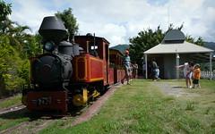 Bally Hooley Steam Railway