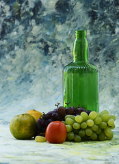 "Bottle & Fruits • <a style=""font-size:0.8em;"" href=""http://www.flickr.com/photos/34038748@N03/8679410175/"" target=""_blank"">View on Flickr</a>"