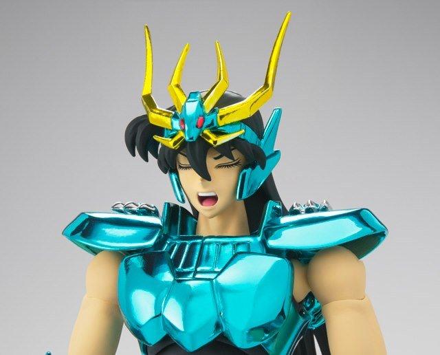聖鬪士聖衣神話EX 天龍座紫龍(新生青銅聖衣)