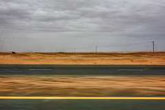 RX1A1057 - The road to Al Ain (crimsonbelt) Tags: street travel clouds landscape al dubai raod ain