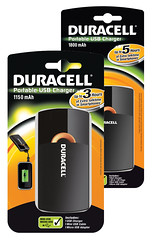 Duracell Portable USB Chargers