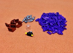 Pick-Brick Swag! (Julius No) Tags: brick dark purple lego tiles pick