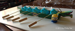 2013_0425_DragonBoatPeeps_Minion_029 (ipodipoor) Tags: boat dragon gift gothamist peeps dragonboat minion
